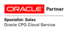 Oracle CPQ Cloud Service - Sales