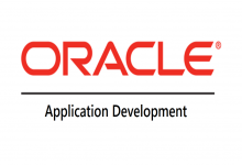 Oracle Application Development